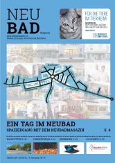 Neubadmagazin August 2017